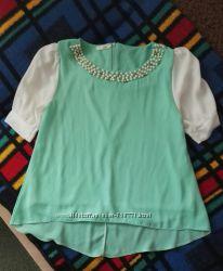 Блузка туника для беременной