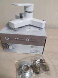 Смеситель для ванны из термопластичного пластика SW Brinex 35W 006