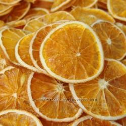 Сушений апельсин слайсами