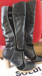 Зимние сапоги 39 размер