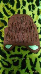 Зимняя шапка 54-56 размер