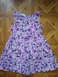 Наши летние платья H&M, Gabbi р. 110-116