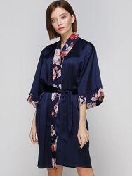 Халаты женские Есть сорочки и пижамы, большие размеры Высокое качество
