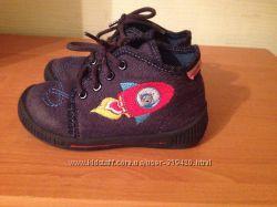 ботинки из натурального текстиля Superfit р. 22