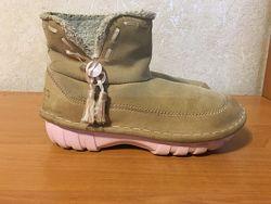 ботиночки текстильные утепленные Crocs оригинал р. 31 распродажа