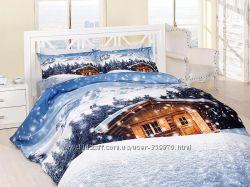 3D постельное белье сатин First choice Турция