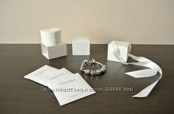 оригинальные коробочки для шармов Pandora
