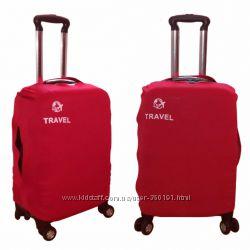 Чехол на очень большой чемодан XL TRAVEL