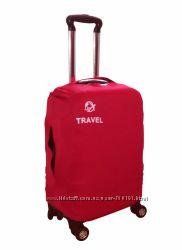 Чехол на большой чемодан L TRAVEL плотный дайвинг