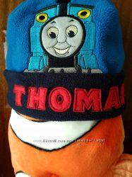 Шапка флис Thomas мальчику 2-5 лет.