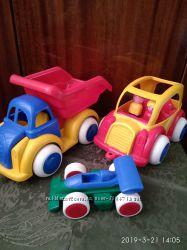 Машины Viking toys