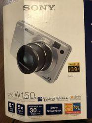 Цифровой фотоаппарат Sony Cyber-shot DSC-W 150