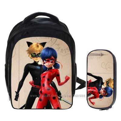 Школьный рюкзак с Леди Баг. Под заказ