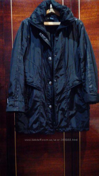 Куртка удлиненная р. 46-50