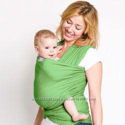 Слинг май хлопок красивого зеленого цвета
