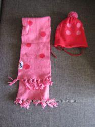 Комплект шапка  шарф Chicco
