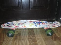 Скейт, пенни борд, детский транспорт
