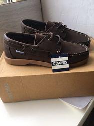 Мокасіни - туфлі DIGGERS 34р Італія