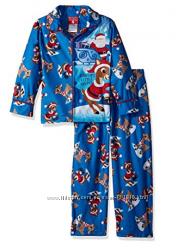 Новогодняя флисовая пижама
