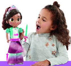 Интерактивная кукла трансформер Принцесса Нелла Nella The Princess Knight