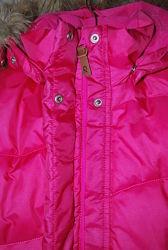 Зимняя удлиненная куртка- пальто Reima Sula р. 134