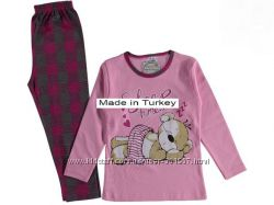 Пижама  для девочки Турция