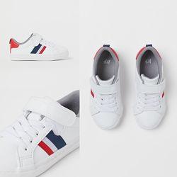 кроссовки и кеды оригинал H&M Англия