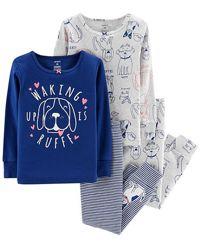 Пижамы Картерс Carters оригинал трикотаж для девочек