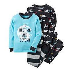 Пижамы Картерс Carters  трикотаж для мальчиков