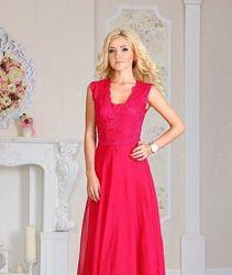 Вечернее макси платье размер 40 love republic оригинал