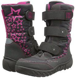 Зимние термо ботинки Richter, 29 размер 18, 5см