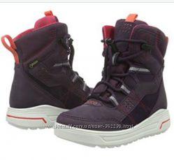 Зимние ботинки ECCO Girls Urban Snow  Boots, размер 27