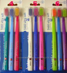 Зубные щетки ultra soft, super soft, soft  набор 3шт