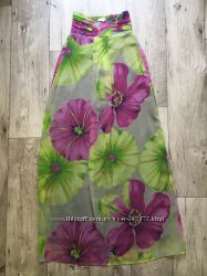 Платье летнее сарафан бандо макси Miso С