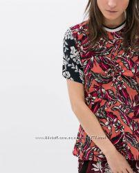 Блуза топ женская Zara С М