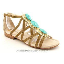 Босоножки сандалии женские натуральная кожа 25. 5см