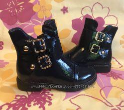 Стильные деми ботинки для модниц Новинка