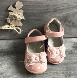 Милые туфельки для малышек Новинка