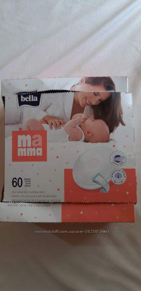 Лактационные вкладыши для груди Bella Mamma , прокладки для груди
