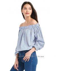 GAP блузка, хлопок, размер L.