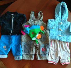 Верхняя одежда для малыша