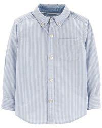 Рубашки Carters на мальчика
