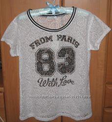 модная футболка Terranova
