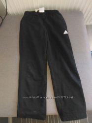 Спортивные брюки штаны Adidas ориг climalite 7-8 лет128см