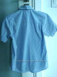 Рубашка Childrens Place на 7-8-9 лет хлопок тонкая приятная на ощупь
