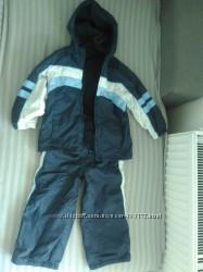 Куртка и штаны на флисе Mothercare костюм на 3-4года 104см
