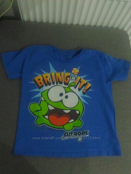Распродажа куча футболок и Поло и футболок на 6-7-8лет