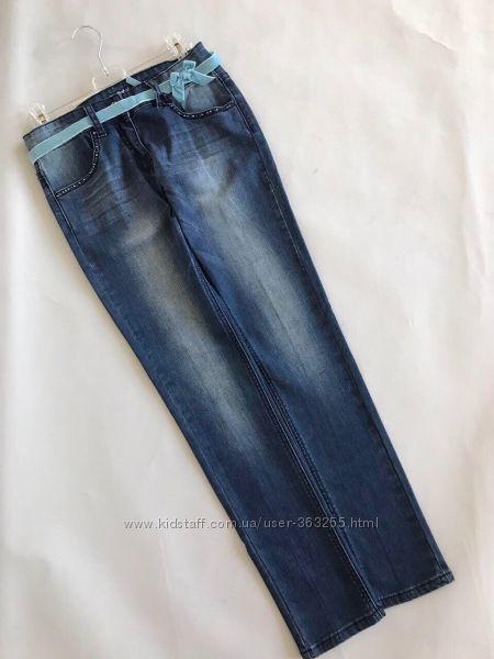 Шикарные джинсы на девочку Artigli Италия