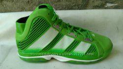 огромные баскетбольные оригинальные кроссовки ADIDAS   размер 54 23