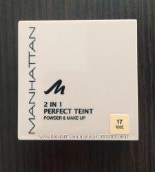 Manhattan Perfect Teint    2 in 1